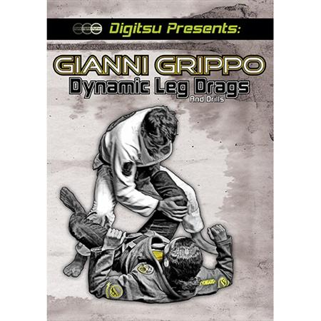 DIGITSU Gianni Grippo Dynamic Leg Drags and Drills DVD Set